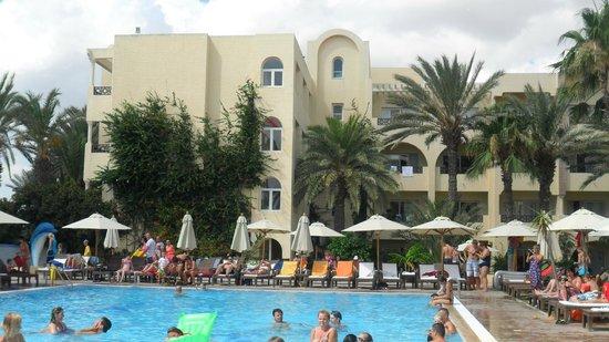 Hotel Paradis Palace : hotel