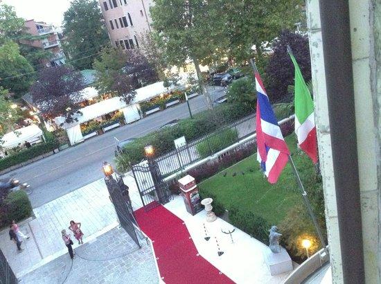 Grande Albergo Ausonia & Hungaria: Hotel