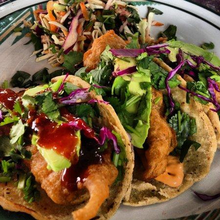 Gynn'AK: Lionfish Taco's