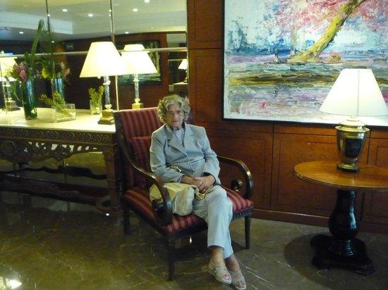 Sheraton Mexico City Maria Isabel Hotel: lobby principal
