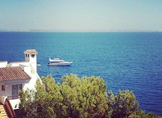 Roc Illetas: Из номера открывается великолепный вид на Средиземное море!