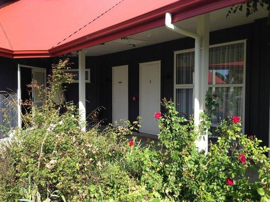 Ratanui Lodge : Outside