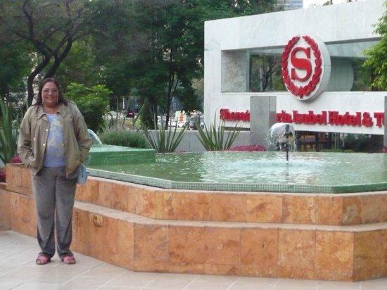 Sheraton Mexico City Maria Isabel Hotel: terraço restaurante Amici do hotel
