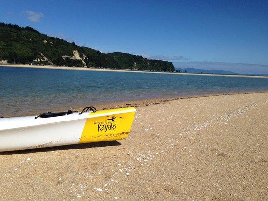 Ratanui Lodge : Kayak