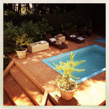 Marica B&B: swimmingpool