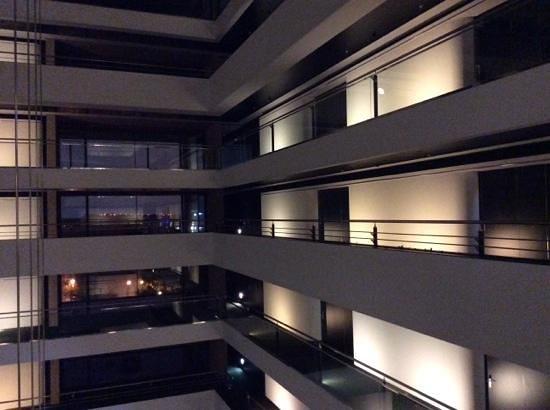 Hilton Madrid Airport : rooms