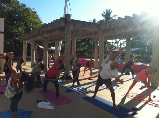 Yoga Huatulco : Side Angle