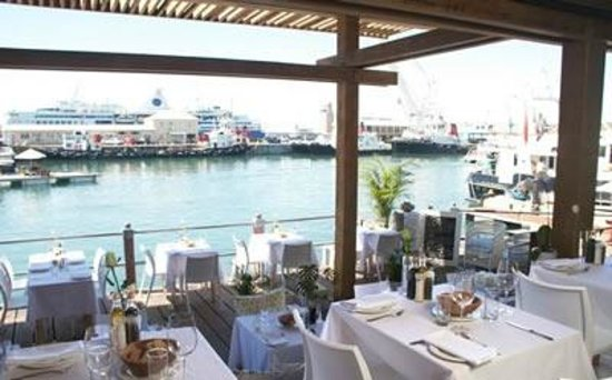 Harbour House Restaurant On The Waterfront Cape Town