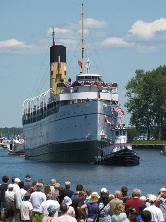 The SS Keewatin