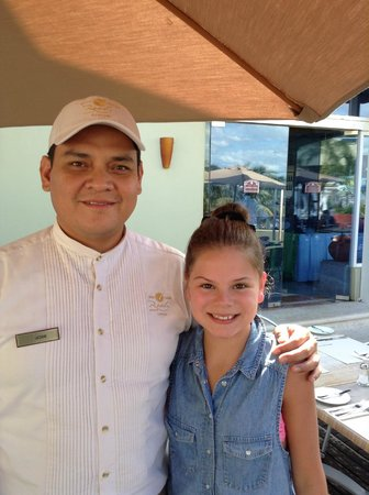 Gran Caribe Resort: Jose Sunset grill