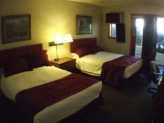 INNS of California-Sonora: Our room