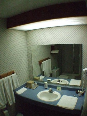 INNS of California-Sonora : Bathroom