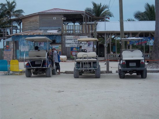 Caribbean Villas Hotel: Caye Caulker Island