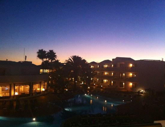 Be Live Experience Lanzarote Beach: View from room 2306N