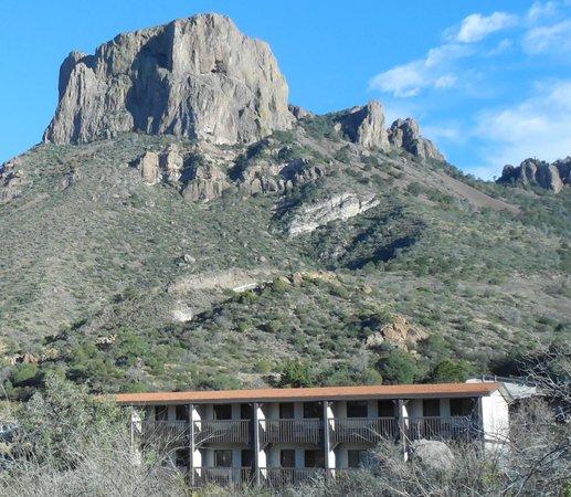 Chisos Mountains Lodge: Chisos Lodge