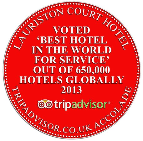 Lauriston Court Hotel: Award winning hotel