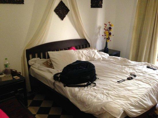 Central Boutique Angkor Hotel: Room