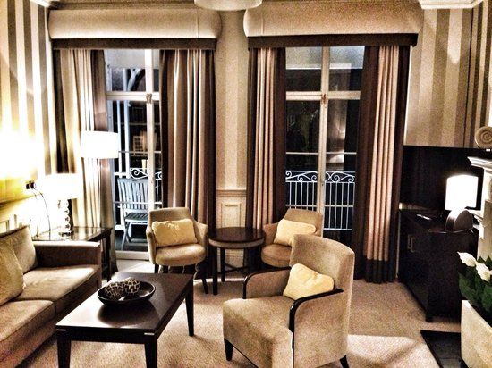 Richmond Hill Hotel: The Beautiful Terrace Suite
