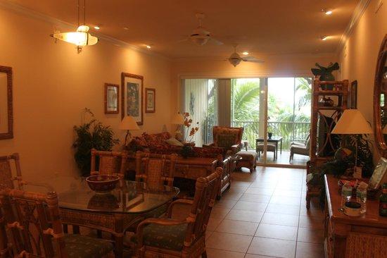Tortuga Beach Resort : view