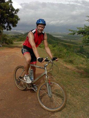 Bike the Coast: Mombasa view