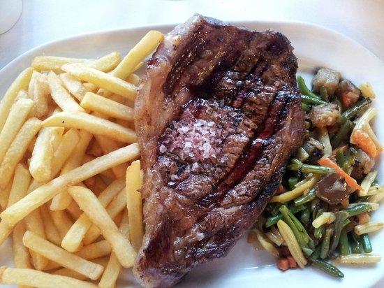 Restaurante Pippo: Entrecot