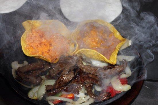 Fiesta Mexicana: Fajitas