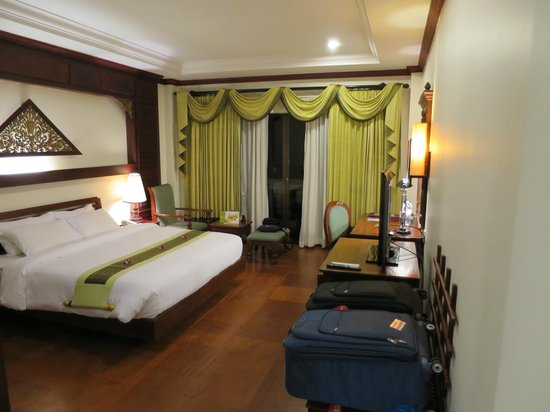 Borei Angkor Resort & Spa: Great room