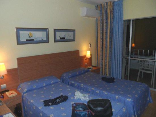 Hotel Elimar : Bedrrom