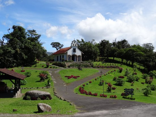 Villa Blanca Cloud Forest Hotel and Nature Reserve : The chapel