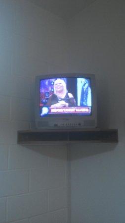Bad-Wiessee Apart Hotel: tv living