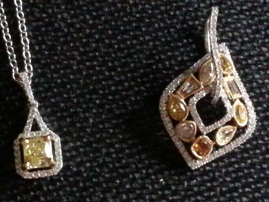 Joe's Jewelry: Items purchased, picture does not do them justice!