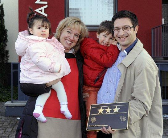Hotel Am Wartturm: Inhaber-Familie