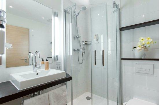 Hotel Am Wartturm: Badezimmer