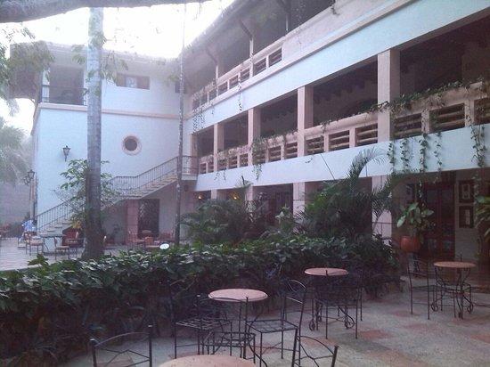 Hotel & Bungalows Mayaland: Esterno