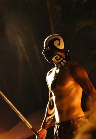 Rhythms of the Night by Vallarta Adventures: dancer/actor