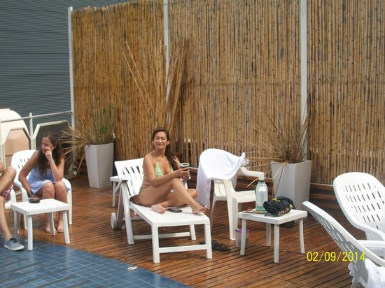 Hotel Cristoforo Colombo: pile