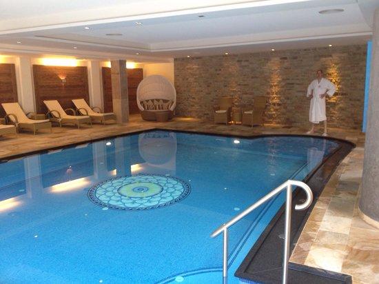 Hotel Gotthard: Schwimmbad