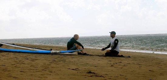 Goofy Foot Surf School, Inc : safety brief