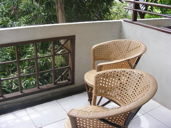 Lamphu House: Balcony