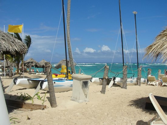 """Majestic Elegance Punta Cana: View from """"Ella"""" Beach section"""