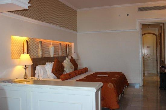 Iberostar Grand Hotel Paraiso: Cama king size