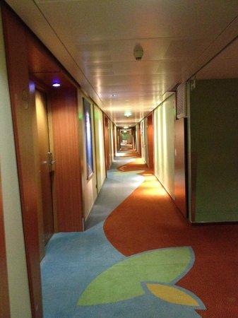 Radisson Blu Hotel, Nice: ...