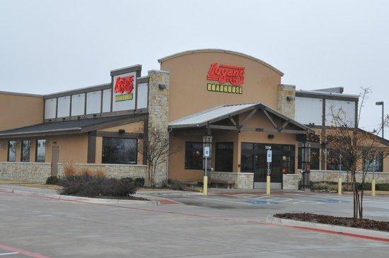 Logan's Roadhouse: Logans Roadhouse   Allen, Texas