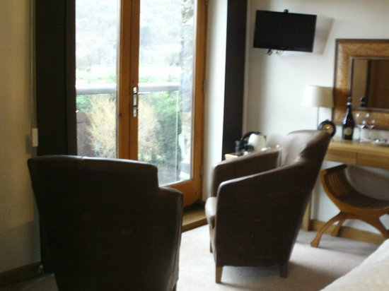 Dolffanog Fach: Sitting Area with Spectacular Views!