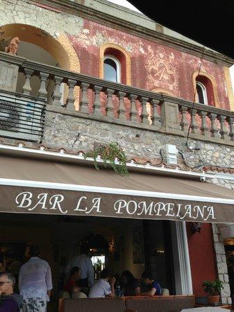 La Pompeiana di Luigi Federico
