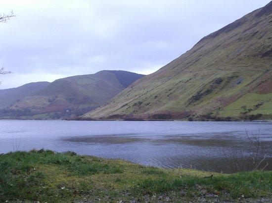 Dolffanog Fach: Southern end of Tal y Llyn, nearby