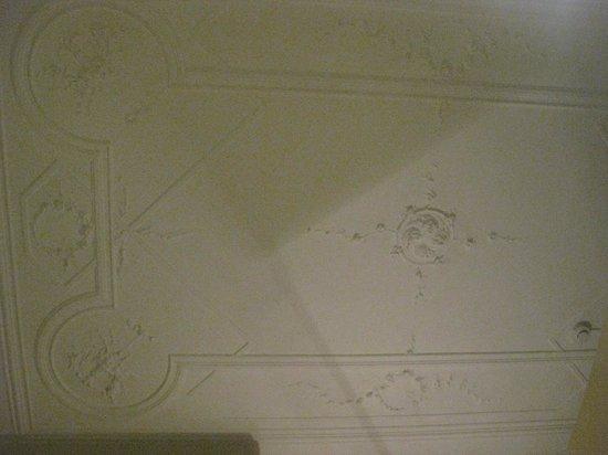 Residencia do Sul: il soffitto della camera