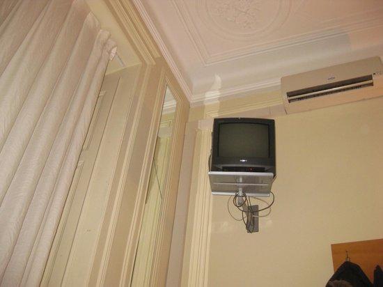 Residencia do Sul: televisore e aria condizionata