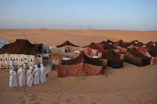 Tour Marruecos Paradise - Day Tours: jaima de merzouga