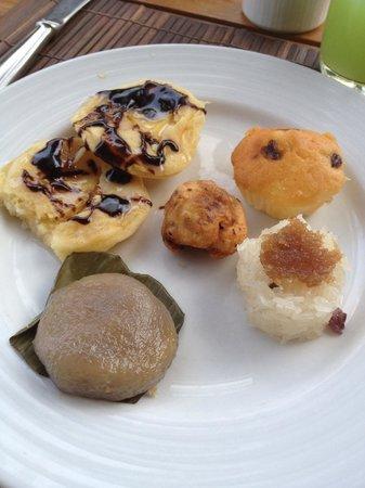 Nakamanda Resort & Spa: Desserts!! @Nakamanda!!